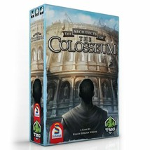 Architects of the Colosseum Board Game Strategy Multiplayer TTT2021 - $50.49