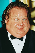 Chris Farley Rare Candid Funny Face 18x24 Poster - $23.99