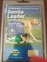 PetSafe Pet Safe Gentle Leader Headcollar Head Collar Large 60-130 lbs Fawn - $48.52