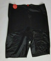 Spanx Tummy Control High-Waisted Shorts, Black, Medium - $34.78