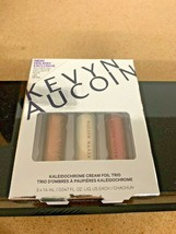Kevyn Aucoin Kaleidochrome Cream Foil Trio 3 X 1.4mL - Same Day Shipping! - $28.99