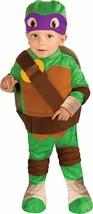Toddler's Size -Teenage Mutant Ninja Turtles Michelangelo Romper Shell Headpiece - $23.74