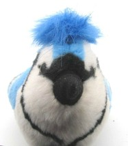 "Wild Republic BLUE JAY Plush with Authentic Bird Call Sound 6"" tall - $8.90"