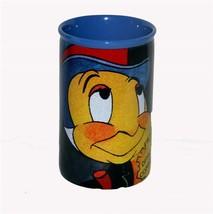 """Disney JIMINY CRICKET """"OFFICIAL CONSCIENCE"""" LRG Tall Heavy Stoneware Mug... - £19.51 GBP"""