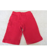 Carter's New Born Red Pants - $2.99