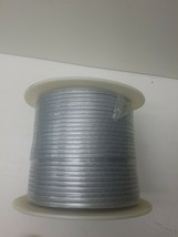 Allen Tel Bulk Flat Line Cable 1000 Feet Satin Silver 6-Conductor 26AWG AT6CLC - $45.46