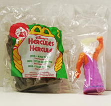 1997 McDonalds Happy Meal Unopened MIP - #2 Hercules – ZEUS and ROCK TITAN - $6.99