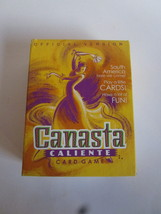 Canasta Caliente Card Game Official Version 2.0 - $15.49