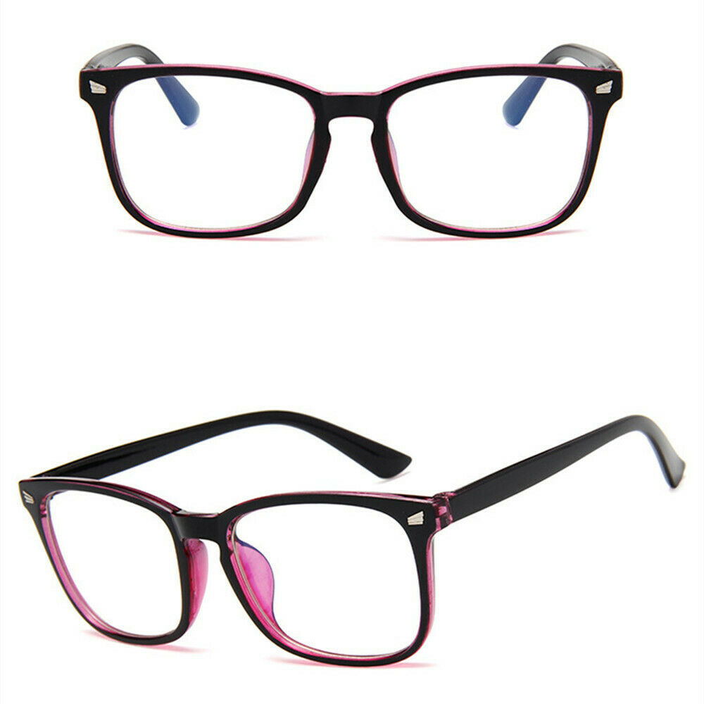 New Fashion Retro Style Clear Lens Glasses Frame Retro Casual Daily Eyewear image 3