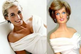 Franklin Mint Princess Diana Vinyl Doll in Lot ... - $239.95