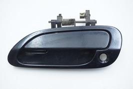 1998 - 2002 Honda Accord 2 Door Coupe Driver Side Outer Door Handle OEM (Black) - $34.99