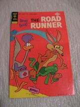 THE ROAD RUNNER #50 very fine to near mint 1975 - $17.99