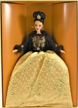 Limited Edition Oscar De La Renta Barbie Nrfb 1998 Collectibles Collection COA image 1