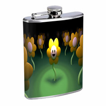 Sunflower Em1 Flask 8oz Stainless Steel Hip Drinking Whiskey - $279,96 MXN