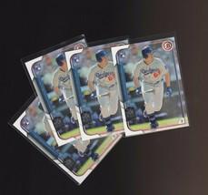 2015 Bowman Baseball #130 Joc Pederson RC Los Angeles Dodgers Lot of 4 - $2.42