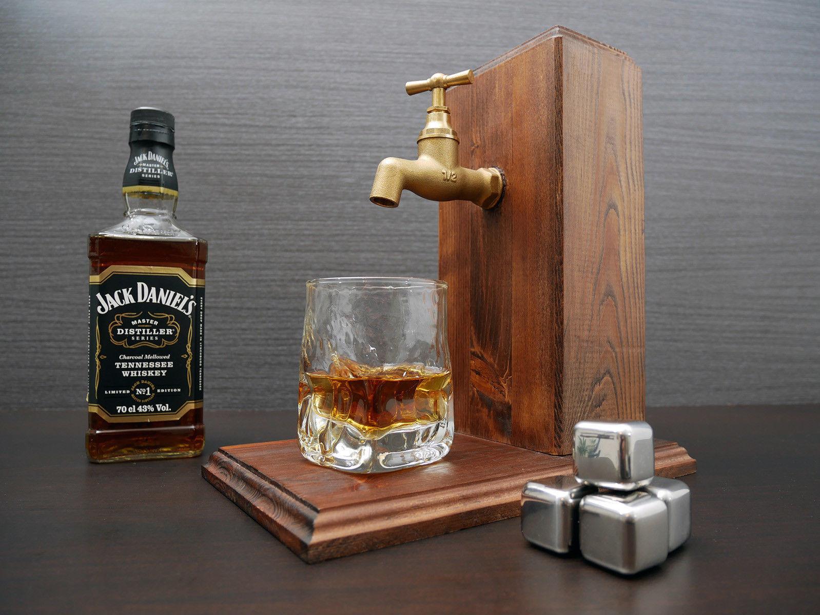 Alcohol Dispenser, Whiskey Dispenser, Drink Dispenser, Liquor Dispenser, L-B - $212.85