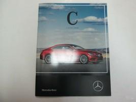 2017 Mercedes Benz C Klasse Coupe Sales Prospekt Manuell Fabrik OEM Buch... - $6.92