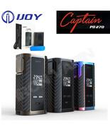 AUTHENTIC iJOY CAPTAIN PD270 TC MOD | BOX w/ 2X 20700 Batteries & 18650 ... - $59.35+