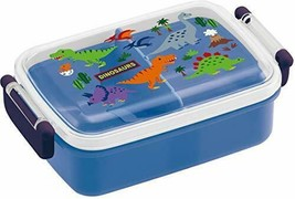 Skater children's lunch box lunch box Dino Saurusu 450ml RBF3AN - $21.74