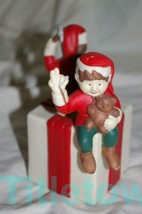 PartyLite Santa's Elves Votive Holder Party Lite Elf - $7.99