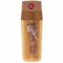 Almay Healthy Glow Makeup & Gradual Self Tan, Medium, 1 fl. oz. SPF 20 - $9.46