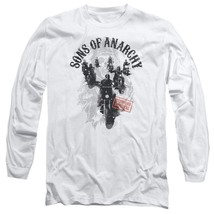 Sons of Anarchy TV series Redwood Original long sleeve graphic t-shirt SOA125 image 1