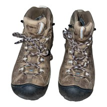 Keen Targhee Waterproof Hiking Trail Brown Lace Up Mid Top Boots Size 7 - $68.31