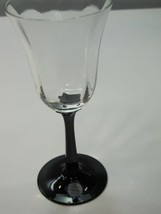 Lenox wine glass sutton place hand blown - $17.77