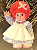 Hallmark Keepsake Mop Top Wendy Christmas Ornament Madame Alexander 1996 - $12.86