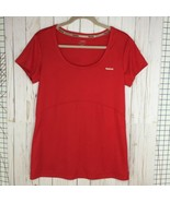 Reebok Play Dry Performance Activewear Gym Workout Athletic Top Shirt Sz L - $22.95
