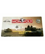 Monopoly United States Army Edition | USAopoly | 2002 | Complete 100% Ra... - £29.13 GBP