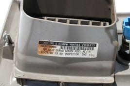 02-05 Dodge Ram 1500 2500 3500 Pick-up Dash A/C Radio Control Bezel Wood Trim image 7
