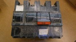 Fpe 2 Pole 70 Amp Stab Lok Breaker, Fed Pacific, Ctl Type Nah, 4 Pole - $75.00