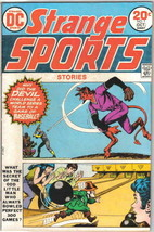 Strange Sports Stories Comic Book #1 DC Comics 1973 FINE - $8.79