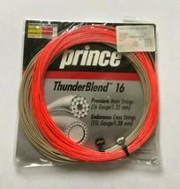 Prince Thunderblend 16 Tennis Racquet Strings - $95.00