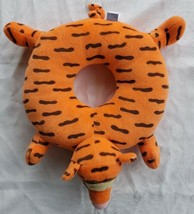 "Disney Babies Tigger Winnie the Pooh Plush Tummy Time Ring Soft Toy Squeaks 15"" - $14.83"