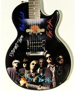 Tom Petty & The HeartbreakersAutographed Guitar - $1,800.00