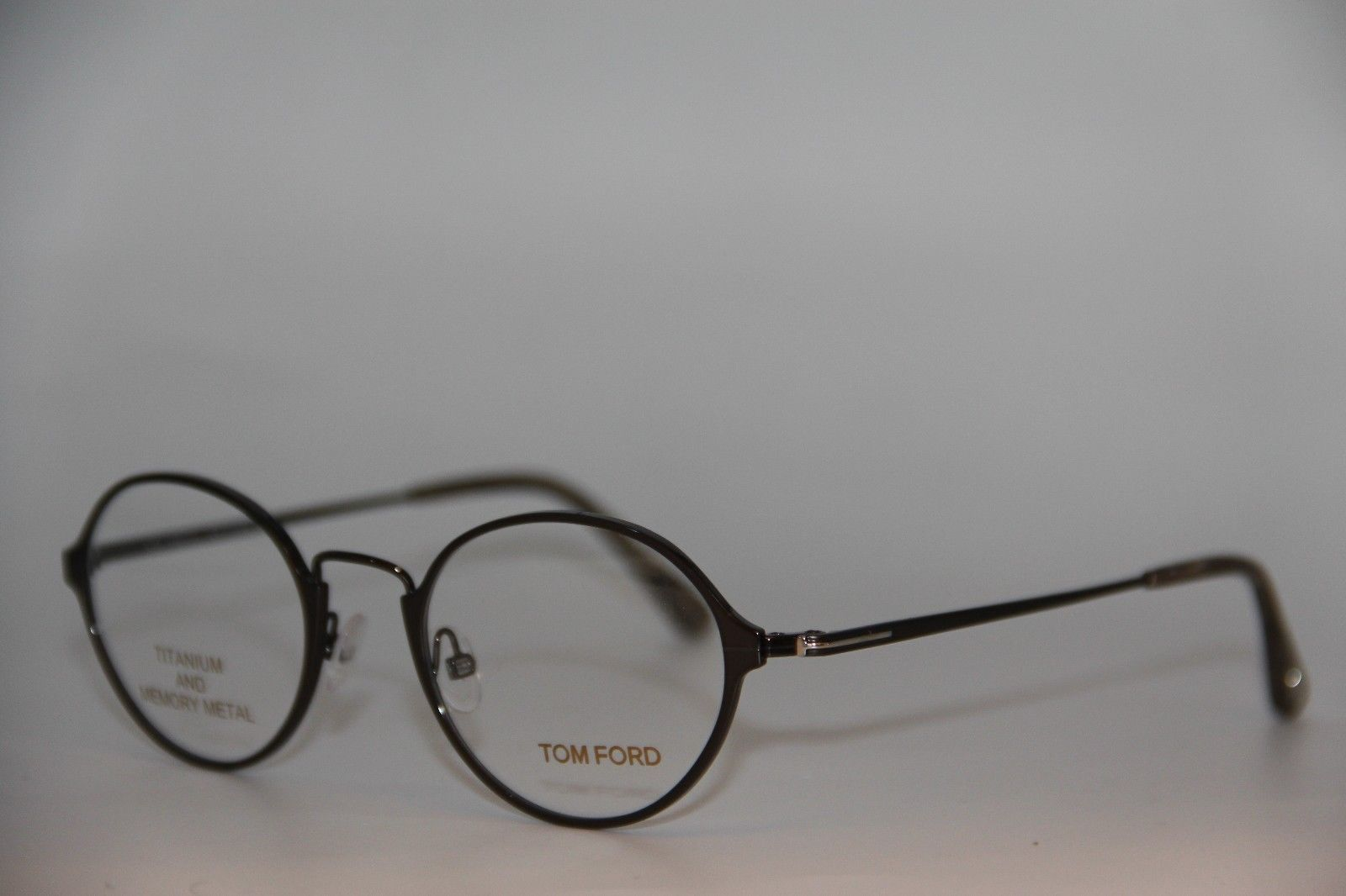 7c5f5943dbbb2 New Tom Ford Ft 5350 048 Gunmetal Eyeglasses and 33 similar items. 57