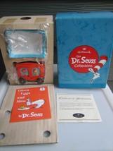 NEW IOB Hallmark 2000 Dr. Seuss On a Train  Figurine 1st Edition  w/ COA - $46.46