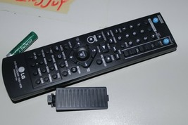 LG REMOTE CONTROL AKB36097101 FOR RC897T RC397HM Original Tested W Batte... - $13.44
