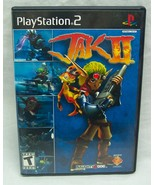 JAK II Sony PlayStation 2 PS2 VIDEO GAME COMPLETE RARE - $39.60