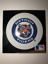 Exclusive Collectible 1991 Fleer Ultra Detroit Tigers Logo Sticker - $2.75