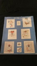Leisure Arts Baby The Potties in Pastel Collection Cross Stitch Chart  Preloved - $1.99