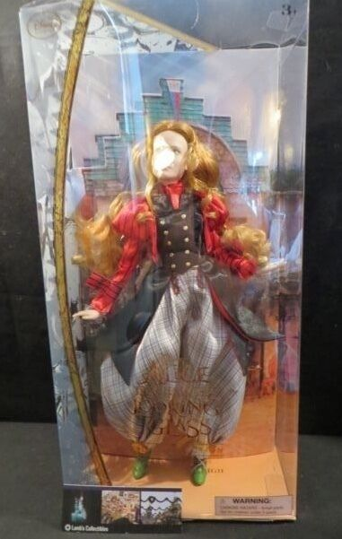Primary image for Disney Store Authentic Alice Through the Looking Glass Alice Kingsleigh doll