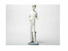 Lladro Retired Porcelain 01016282 MALE NURSE New in Box 6282 - $430.10