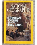 National Geographic June 2009 Holy Land Arab Christian Exodus*Global Food Crisis - $4.95