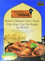 Kitchens of India Paste, Butter Chicken Curry, 3.5-Ounces, Pack of 1 6 count
