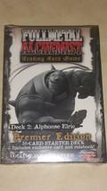 Fullmetal (Full Metal)  Alchemist TCG/CCG Starter Deck Alphonse Elric  *... - $14.03