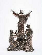 9 Inch Ascension of Christ Orthodox Religious Resin Statue Figurine - $92.66