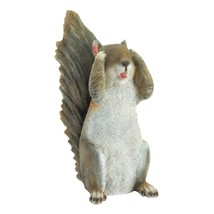 See No Evil Standing Squirrel Decor - $15.60
